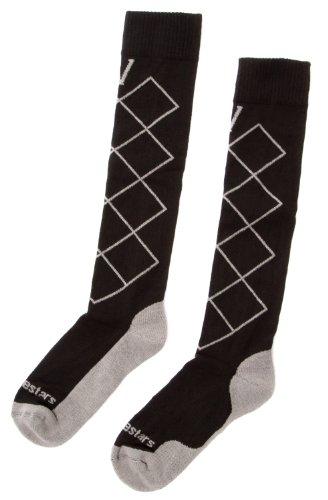 Alpinestars Socken Supervictory Coolmax Schwarz Gr. S/M (Coolmax Socken Alpinestars)