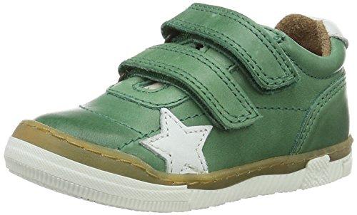 Bisgaard Unisex-Kinder Klettschuhe Low-Top, Grün (1001 Green), 29 EU