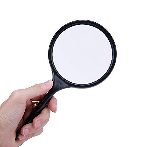 Lupe Handlupe High-Definition Optical Bequem Zum Lesen Für Kinder Lesen Lupe Vergrößerung 10-fache Lupe Europäische Fach