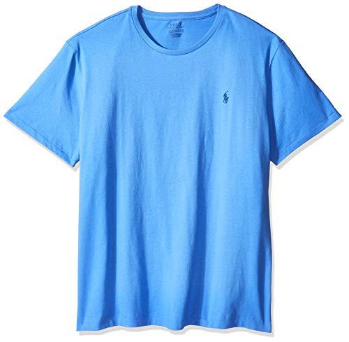 Polo Ralph Lauren Herren T-Shirt Pony Logo Rundhals - beige - Klein