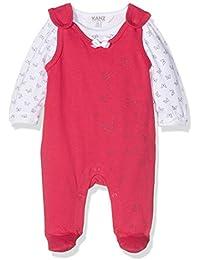 Kanz Baby-Mädchen Strampler + T-Shirt 1/1 Arm