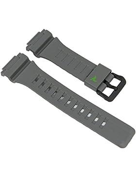 Casio Ersatzband Uhrenarmband Resin Band Grau für STL-S100H 10487316