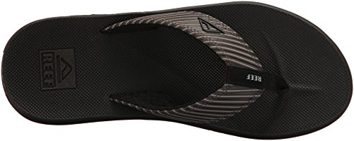 Reef Phantom Prints, Flip-flop homme Brown Pinstripe