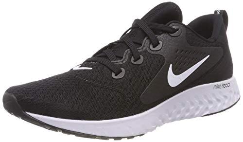 Nike Herren Legend React Fitnessschuhe, Schwarz (Black/White 001), 44 EU -
