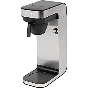 Marco Beverage Systems BRU F60M (1000902) Manual Fill Coffee Brewer, 2.2 L