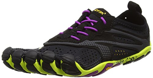 Run V Viola Donna Purple Fivefingers Yellow Corsa Vibram da Scarpe Black a4UWH