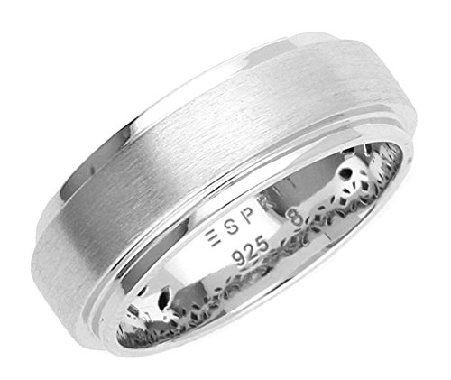 Esprit Damen-Ring 925 Sterling Silber Gr.53 (16.9) ESRG92278A170