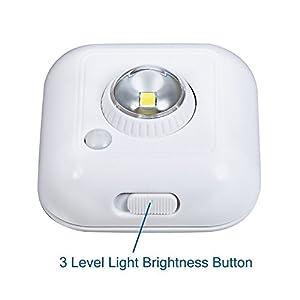 Adjustable Rotation Night Sensor Lights by Eliter