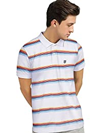 Indigo Nation Men's Printed Slim fit T-Shirt
