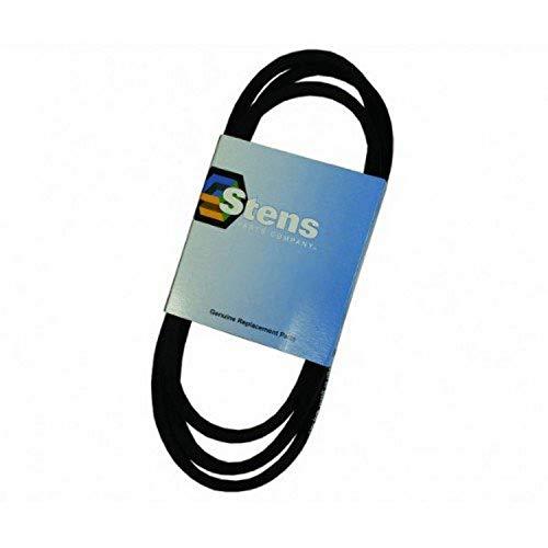 Stens 265-054 Belt Replaces John Deere M86996 M40223 Toro 88-6250 John Deere Gx21986 87-1/4-Inch by-1/2-inch