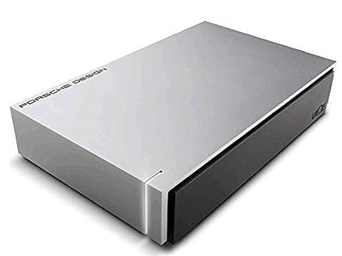 LaCie 9000604 Porsche Design Desktop Drive P'9233 Disque dur externe externe de bureau 3,5