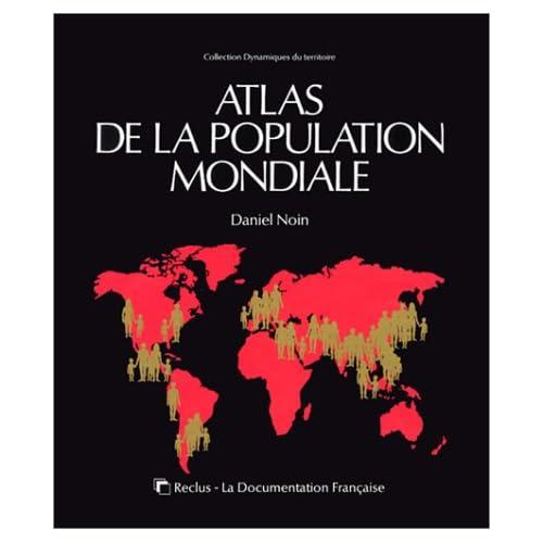 Atlas de la population mondiale