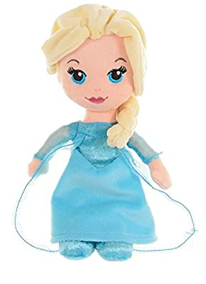 DISNEY FROZEN ELSA CUTE SOFT PLUSH 8 DOLL KIDS OFFICIAL by Disney Frozen por Posh Paws