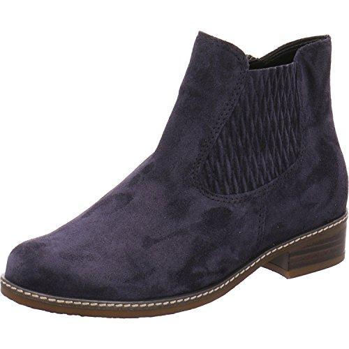 Gabor Damen Comfort Sport Stiefel Blau (46 nightblue (Micro))