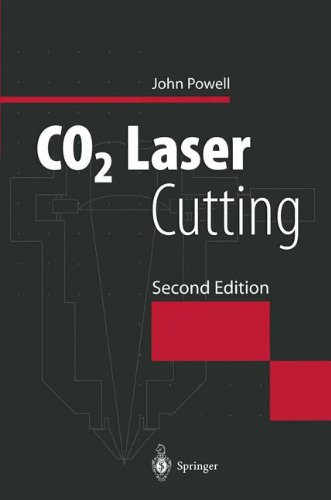 CO2 Laser Cutting Second Edition par John Powell