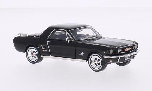 Ford Mustang Mustero 1966 black 1:43 Premium X