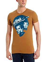 Logoshirt Star Trek Planet Sandy  Logo Men's T-Shirt sandy