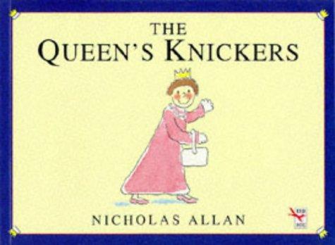 The Queen's Knickers Treasure Beach Pants
