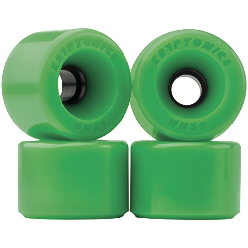 Kryptonics Wheels Longboard Star Trac 70mm Rollen