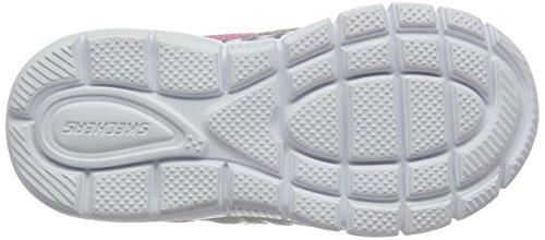 Skechers Air Appeal Breezy Baby, Sneakers Basses Fille Rose (Hplp)