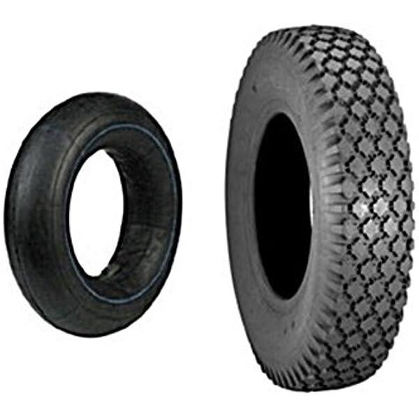 Reifen Inkl Schlauch 4 10 3 50 5 4pr S 356 Für Aufsitzmäher Baumarkt