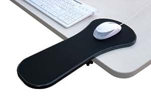Tapis de souris ergonomique avec support d 39 avant bras pour - Tapis de souris ergonomique canal carpien ...