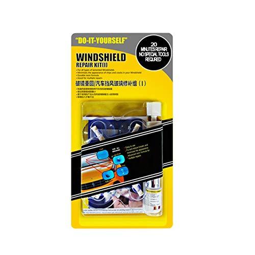 Autoglas Reparatur Werkzeug Windschutzscheibe Instrument Reparatursätze Windschutzscheibe Rissbildung Griff Schutz Dekorative
