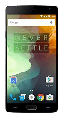 Foto OnePlus 2Smartphone (5,5pollici Display, 64GB di memoria interna, Android 5.1) Nero