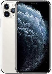Apple iPhone 11 Pro with Facetime - 64GB, 4G LTE, Silver