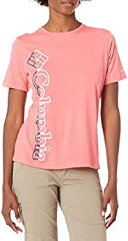 Columbia womens Bluebird Day Relaxed Crew Neck Bluebird Day Relaxed Crew Neck