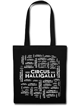 Circus HalliGalli Word Cloud Stoffbeutel von Spreadshirt®