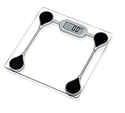 Venus Digital Body Weight Personal Weighing  Scale (Transparent)