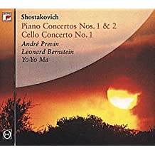 Shostakovich: Piano Concertos Nos. 1 & 2 / Cello Concerto No. 1