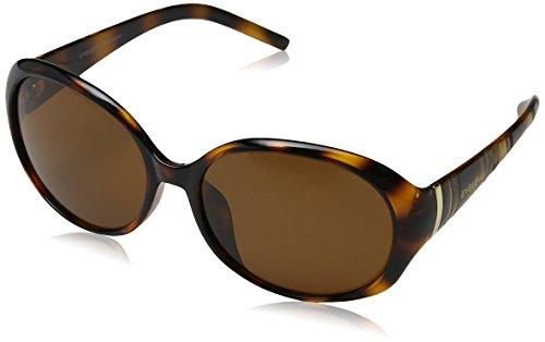 Eyelevel Women's Jocelyn Sunglasses, Brown/Brown Polarized, 60