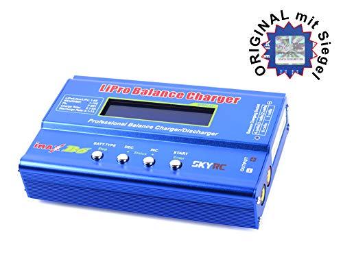 VINGO Caricatore Genuine Original IMax B6 1s-6s, multifunzione, LiPo, NiMh