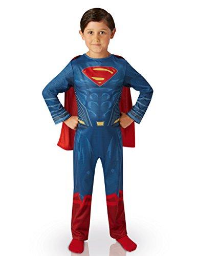 Generique - Superman Kostüm für Kinder - Dawn of Justice 98/104 (3-4 ()