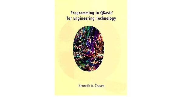 Programming in Qbasic for Engineering Technology: Amazon de