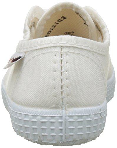 Victoria Inglesa Lona Unisex Adulto Sneaker Bianco