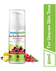Mamaearth Bye Bye Blemishes For Pigmentation Sun Damage Sp