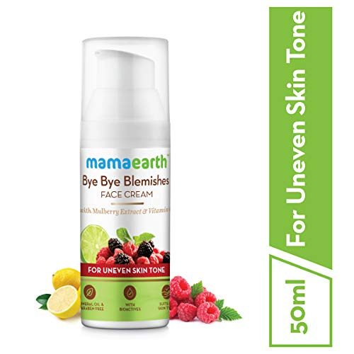 Mamaearth Bye Bye Blemishes For Pigmentation, Sun Damage & Spots Correction - 50 Ml 1