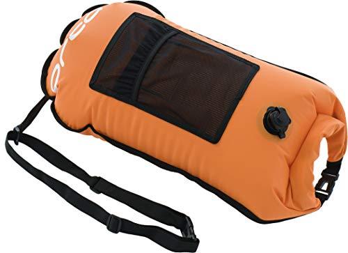 Orca Safety Buoy Orange 2019 Badezubehör