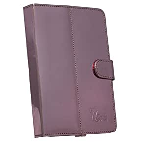 Jo Jo G10 Mirror Flip Flap Case Cover Pouch Carry For Samsung P6210 Galaxy Tab 7.0 Plus Light Pink