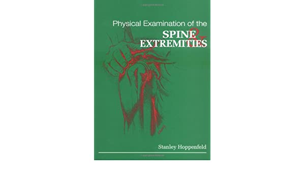 hoppenfeld physical examination of the spine and extremities pdf free