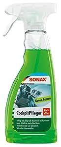 SONAX 358241 CockpitPfleger Matteffect Lemon-Fresh, 500ml