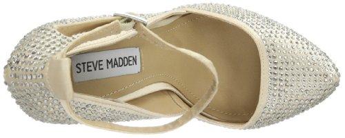 Steve Madden DEENY-R, Bride cheville femme Argent (pewter Multi)