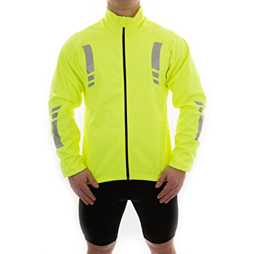 openroad-mens-cycling-jacket-windproof-splashproof-thermal-high-visbility-reflective-yellow