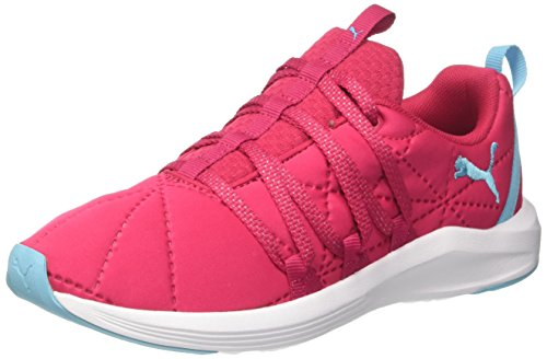 Puma Damen Prowl Alt Hallenschuhe, Pink (Love Potion-White), 38.5 EU (Leichte Puma Sneaker)