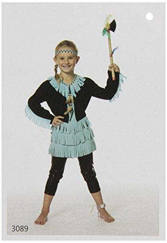 Indianerkostüm Mädchen, Gr. (Indienne Kostüm Fille)