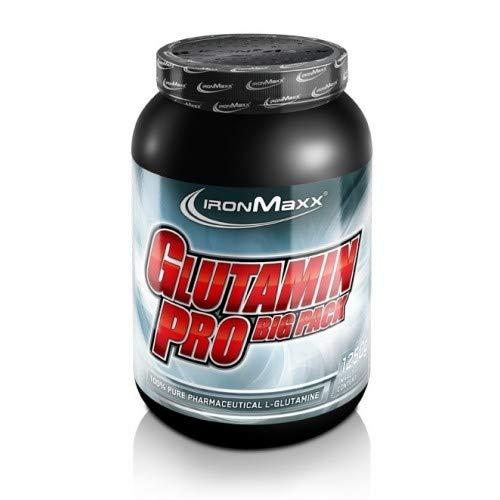 IRONMAXX GLUTAMINA Pro Big Pack 1250 GRS
