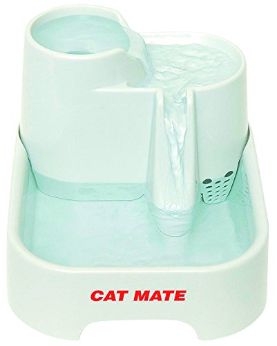 Pet Mate 80850 Cat Mate Trinkbrunnen, 2l